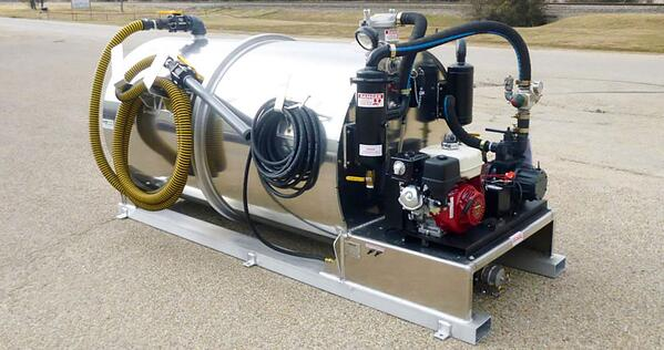 A Buyer's Guide to Slide-In Vacuum Tank Units