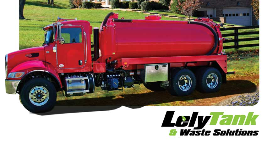 Lely Tanks at Texas On-site Wastewater Association (TOWA)